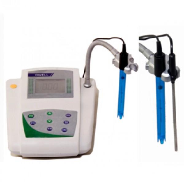 PHS-3C/3CW/3DW 实验室酸度计